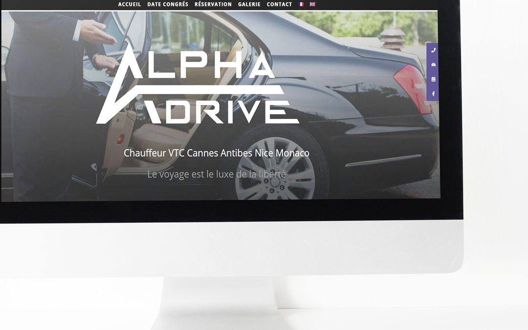 Création site internet Chauffeur privé VTC
