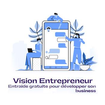 groupe facebook entrepreneur tamvision webmaster cannes